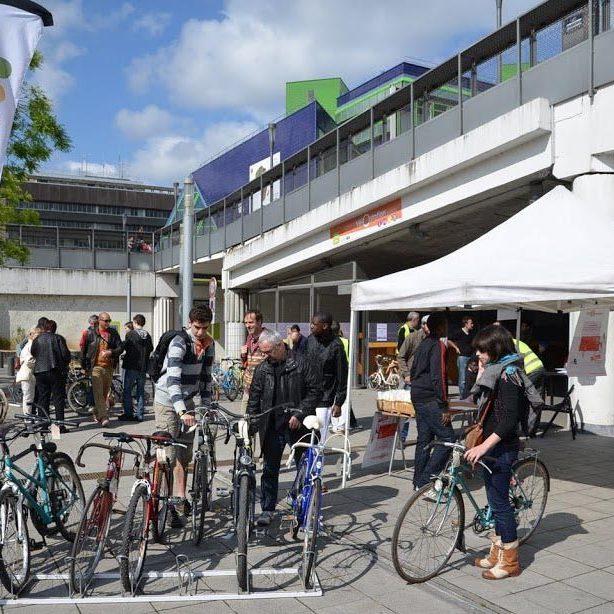Bourses aux vélos