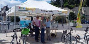 leparisien - faites réparer votre vélo gratuitement